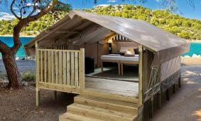 Glamping Mini Lodge