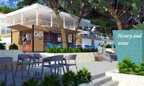 Kamp Arena Pomer trznica Med i vino | AdriaCamps
