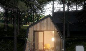 Kamp Turist Grabovac Lake house eksterijer | AdriaCamps
