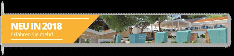 Neu in 2018 - Campingplatz Arena Pomer
