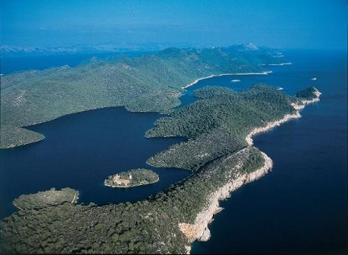 Isole Croate-L'isola di Mljet