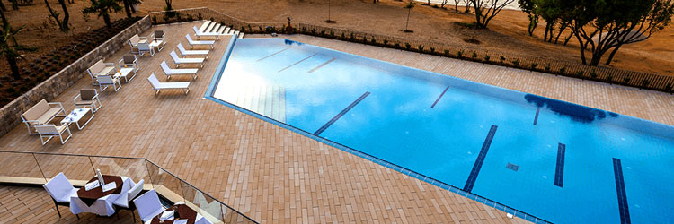 Camping-Omisalj-pool
