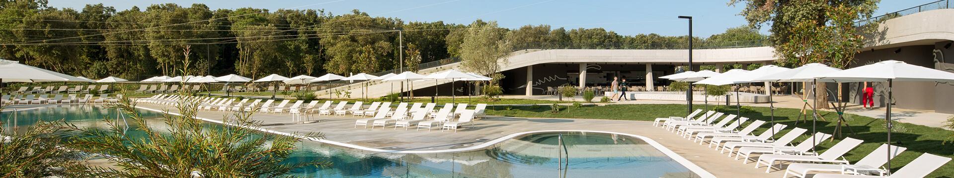 Kamp Mon Perin bogatiji za novi tematski vodeni park i 20 novih mobilnih kućica