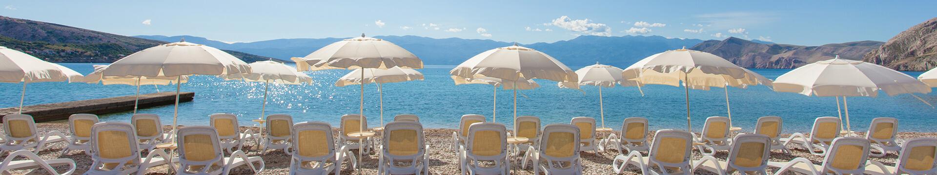 Baška Beach Camping Resort (Ex. Zablaće) postaje bogatiji za novi bazenski kompleks u 2019.