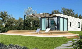 Mobilna kućica Camping Villa