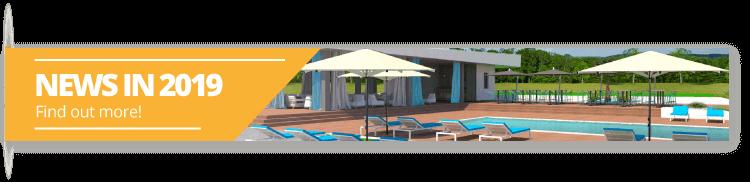 News in 2019. - Camping Arena Kažela