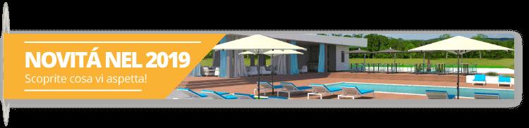 Novitá nel 2019. - Camping Arena Kažela