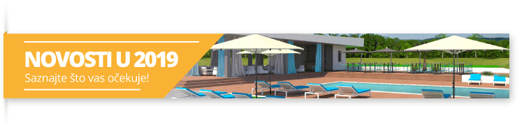 Novosti 2019 - Camping Arena Kažela