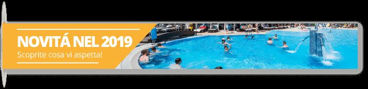 Novitá nel 2019. - Camping Baška Beach Camping Resort