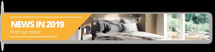 News in 2019. - Camping Lanterna Premium Camping Resort