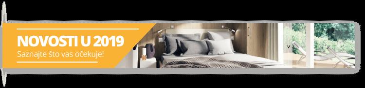 Novosti 2019 - Camping Lanterna Premium Camping Resort
