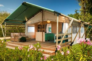 Premium Glamping tent - Stacaravans
