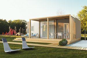 Camping Family Home Plus - Mobilheime