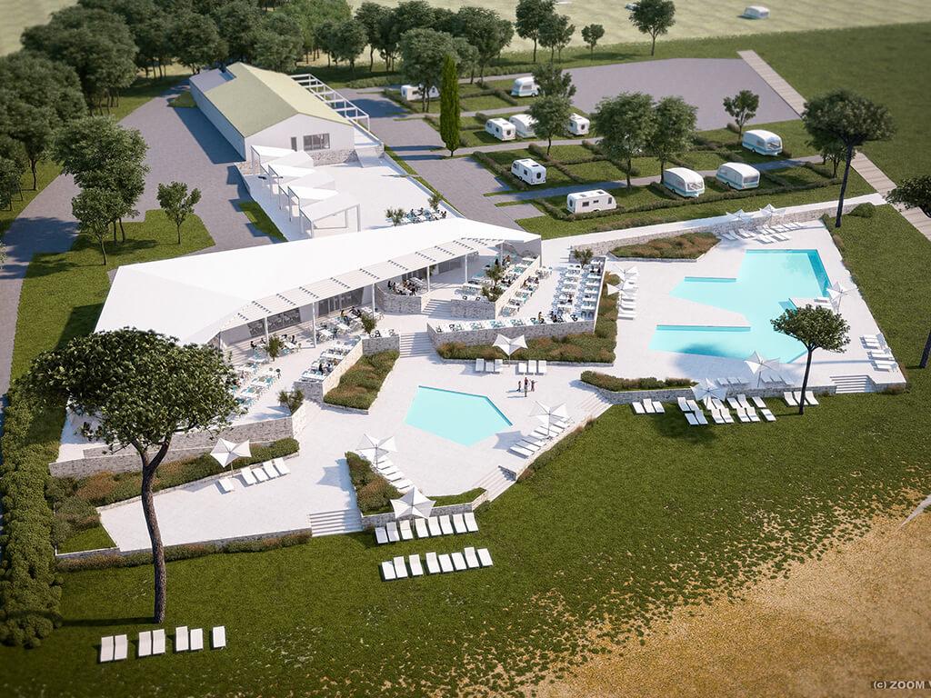 Der erste 5-Sterne-Campingplatz in Dalmatien - der ...