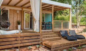 Mobilna kućica Eco Garden Oasis