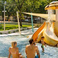 Neue Mobilheime, Wasserpark, Poolkomplex und prestigeträchtige Preise auf Campingplätzen in Istrien
