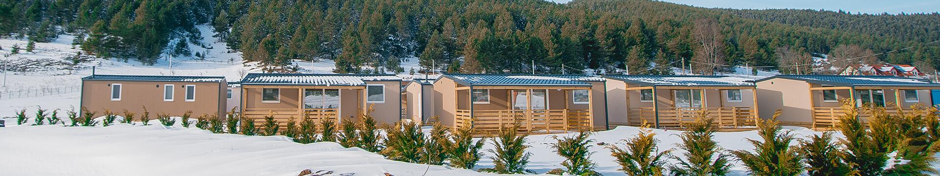 Upoznajte novi kamp Big Bear Plitvice Camping Resort i doživite iskonski povratak prirodi
