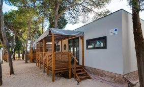 Mobile home Vodice Parkview