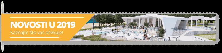 Novosti u 2019 - Falkensteiner Premium Camping Zadar