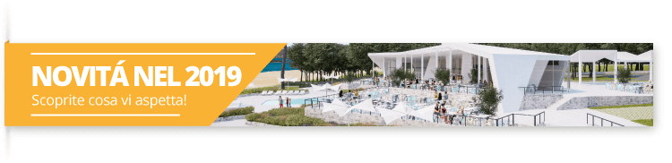 Novitá in 2019 - Falkensteiner Premium Camping Zadar