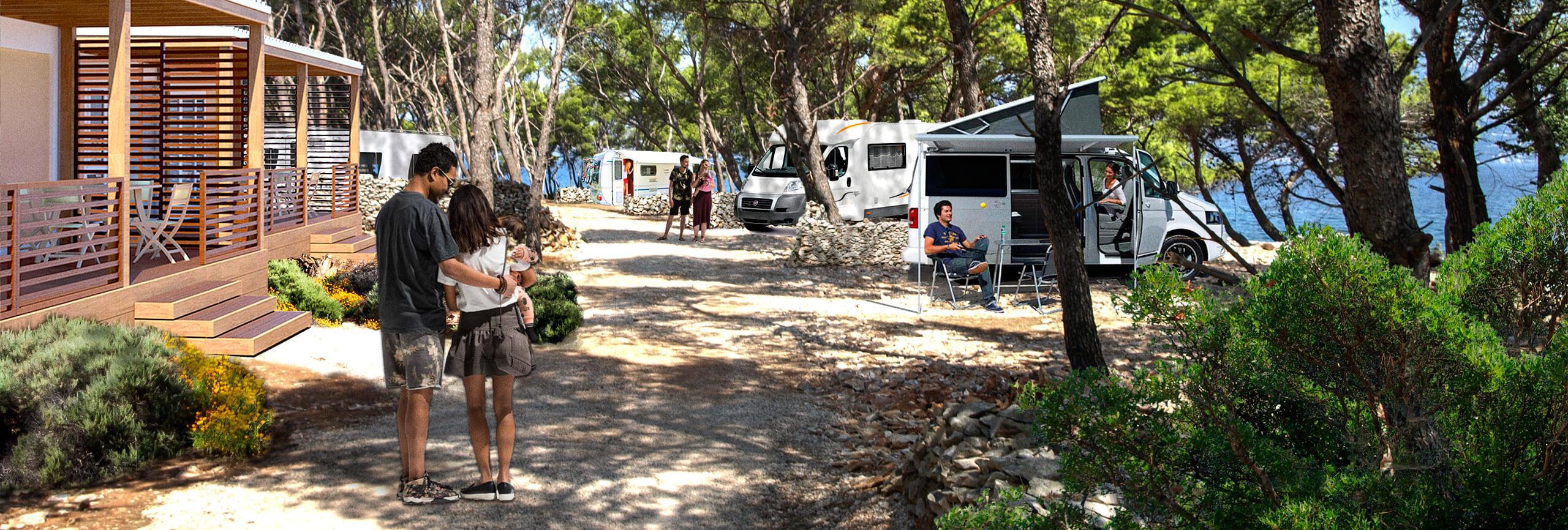 Boutique Camping Bunja