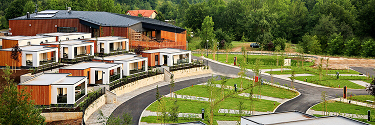 Camping-Plitvice-mobile-homes-village
