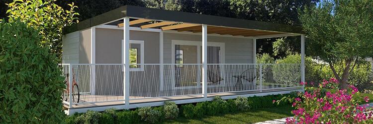 Camping-Porto-Sole-Superior-Mobile-Home-Exterior