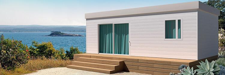 FKK-Camping-Koversada-Superior-Mobile-Home-Exterior
