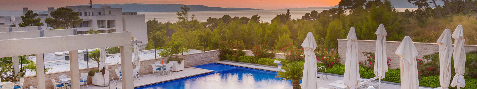Upoznajte mini resort s 4* – Poseidon Mobile Home Resort, smješten nadomak mora u blizini Makarske!
